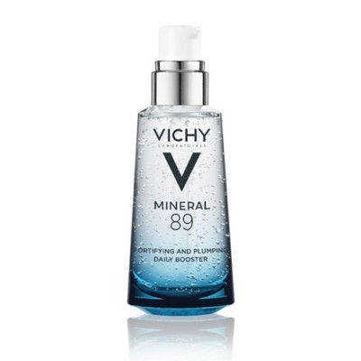 Ежедневный гель-сыворотка для кожи, подверженной внешним воздействиям VICHY MINERAL 89 50мл: фото