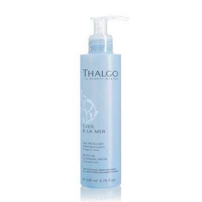 Очищающий мицеллярный лосьон для лица THALGO 200 мл: фото