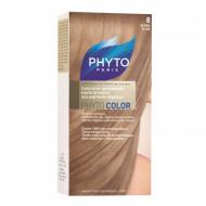 Краска для волос PHYTOSOLBA Phyto Color 8 Светлый блонд: фото