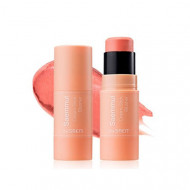 Румяна кремовые Saemmul Cream Stick Blusher CR01 Coral Ending 8гр: фото