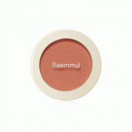 Румяна THE SAEM Saemmul Single Blusher OR01 Mandarine Kiss 5гр: фото