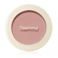 Румяна THE SAEM Saemmul Single Blusher CR01 Naked Peach 5гр: фото