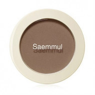 Румяна THE SAEM Saemmul Single Blusher BR01 Call Me Brown 5гр: фото
