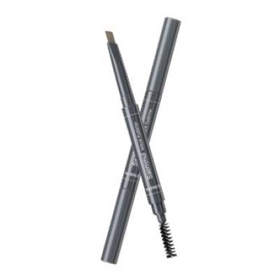 Карандаш для бровей THE SAEM Saemmul Artlook Eyebrow 01. Brown 0,2гр: фото