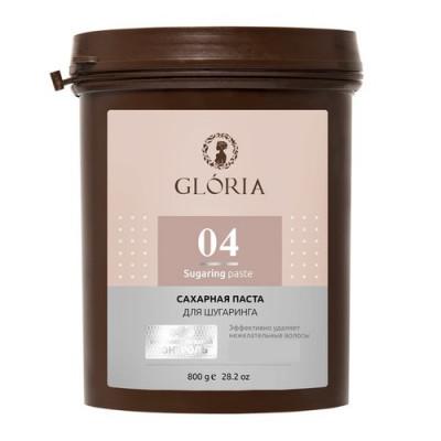 Сахарная паста для депиляции Мягкая Gloria Classic 800 г: фото