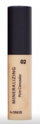 Консилер для маскировки пор THE SAEM Mineralizing Pore Concealer 02 Rich Beige 4ml: фото
