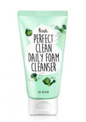 Пенка для умывания PRRETI Perfect Clean Daily Foam Cleanser 150г: фото
