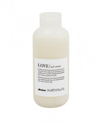 Крем для усиления завитка Davines Essential Haircare LOVE curl cream 150мл: фото