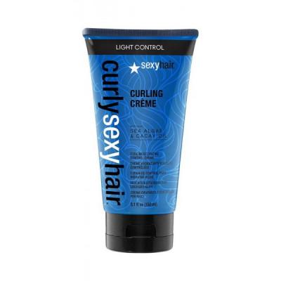 Крем для фиксации кудрей SEXY HAIR Curling Crème 150мл: фото