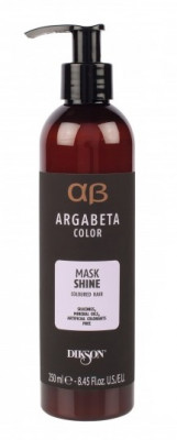 Маска для окрашенных волос Dikson Argabeta Color Shine Mask 250 мл: фото