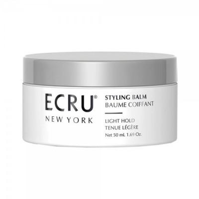 Бальзам для укладки волос ECRU Styling Balm 50мл: фото