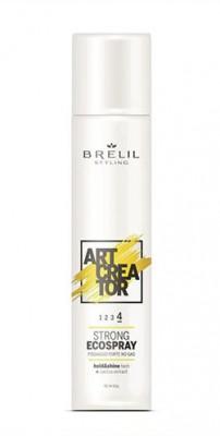 Эко-спрей сильной фиксации Brelil ART CREATOR Strong Ecospray 75 мл: фото