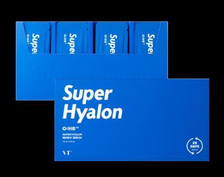 Сыворотка увлажняющая VT SUPER HYALON RENEW SERUM 1,5мл*6шт: фото