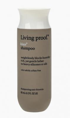Шампунь для гладкости LIVING PROOF No Frizz Shampoo 60 мл: фото