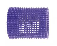 Бигуди пластиковые Eurostil 55мм, фиолетовые 5шт: фото