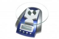 Весы электронные Sibel синие: фото