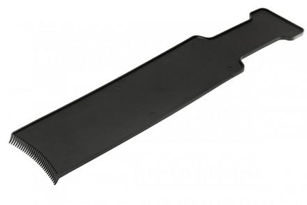 Лопатка для мелирования Harizma Professional 8х35см черный: фото