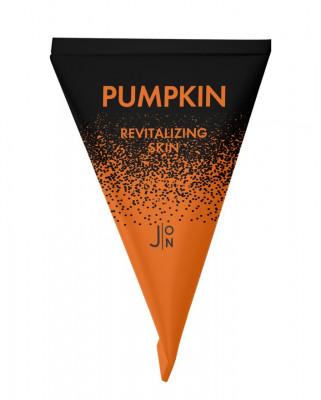 Набор масок для лица ТЫКВА J:ON Pumpkin Revitalizing Skin Sleeping Pack 5г*20шт: фото