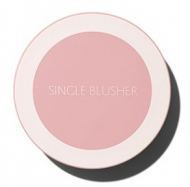 Румяна THE SAEM Saemmul Single Blusher PK10 Bae Pink 5г: фото