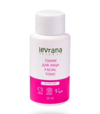Тоник для сухой кожи лица Levrana 50мл: фото