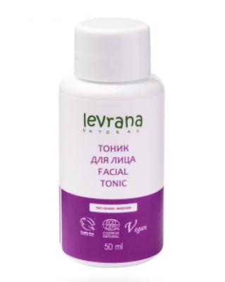 Тоник для жирной кожи лица Levrana 50мл: фото
