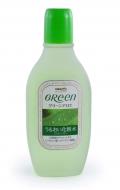 Лосьон увлажняющий и подтягивающий кожу лица Meishoku Green plus aloe astringent 170мл: фото