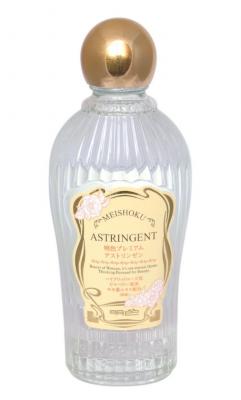 Лосьон для ухода за нормальной и жирной кожей Meishoku Premium astringent 160мл: фото