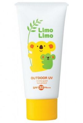 Гель солнцезащитный с эффектом отпугивания насекомых Meishoku Limo limo outdoor SPF32 PA +++ 50г: фото