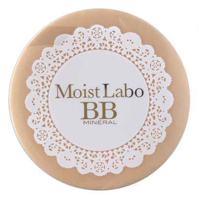 Пудра компактная минеральная Meishoku Moisto-labo bb mineral powder тон 03 натуральная охра 15г: фото