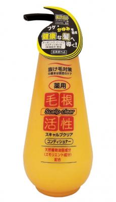Шампунь для волос против перхоти JunLove Scalp clear shampoo 500мл: фото